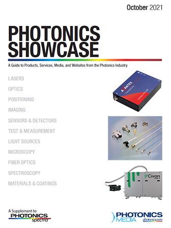 Photonics Showcase: October 2021