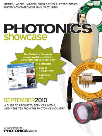 Photonics Showcase: September 2010