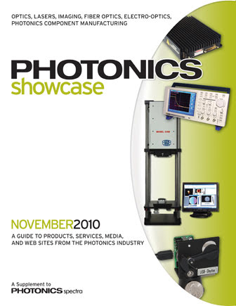 Photonics Showcase: November 2010