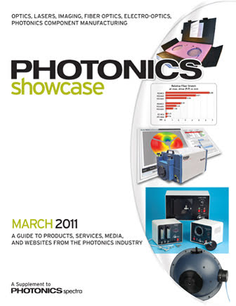 Photonics Showcase: March 2011