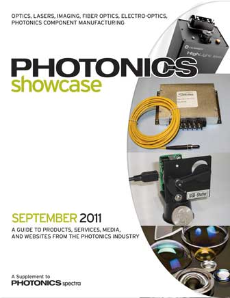 Photonics Showcase: September 2011