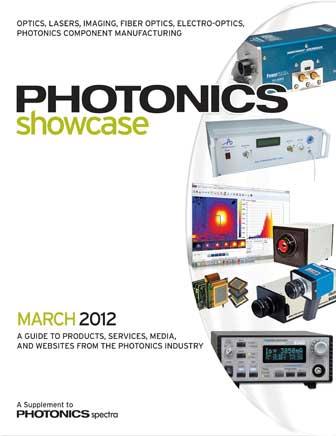 Photonics Showcase: March 2012
