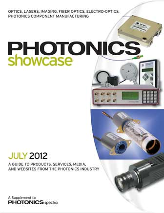 Photonics Showcase: July 2012