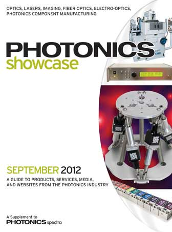 Photonics Showcase: September 2012
