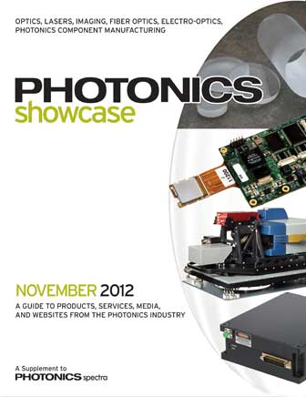 Photonics Showcase: November 2012