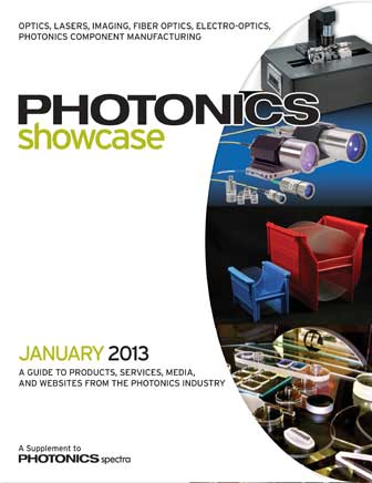 Photonics Showcase: January 2013