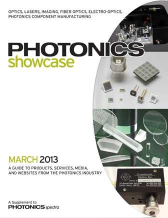 Photonics Showcase: March 2013