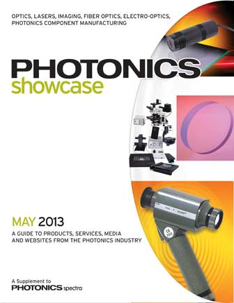 Photonics Showcase: May 2013