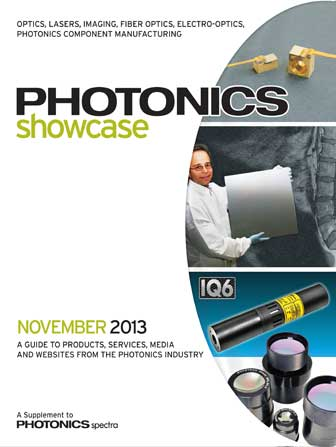 Photonics Showcase: November 2013