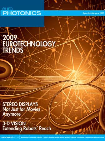 EuroPhotonics: January 2009