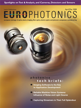EuroPhotonics: May 2008