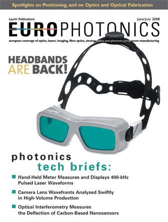 EuroPhotonics: July 2008