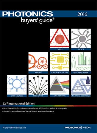 Photonics Buyers' Guide