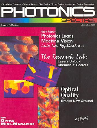 Photonics Spectra: December 1996