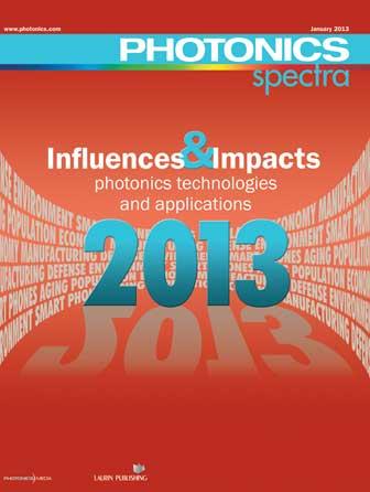 Photonics Spectra: January 2013