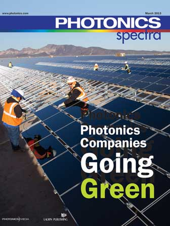 Photonics Spectra: March 2013