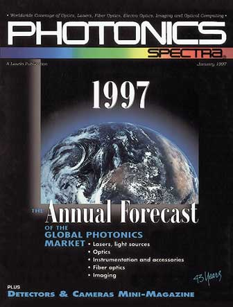 Photonics Spectra: January 1997