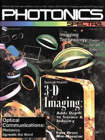 Photonics Spectra: February 1997