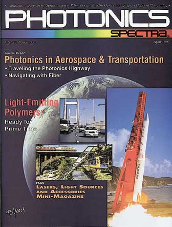 Photonics Spectra: April 1997