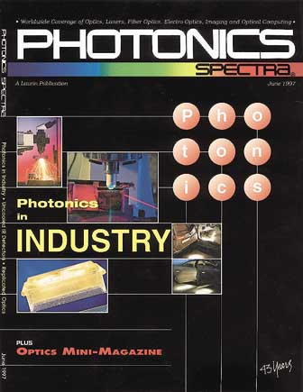 Photonics Spectra: June 1997