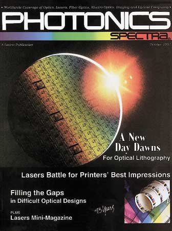 Photonics Spectra: October 1997