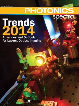 Photonics Spectra: January 2014