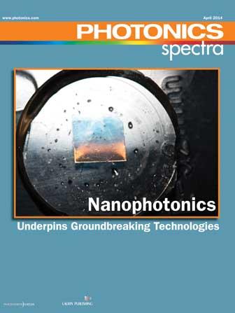 Photonics Spectra: April 2014