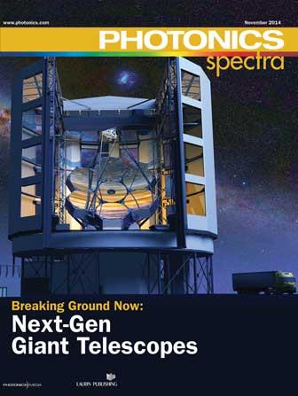 Photonics Spectra: November 2014