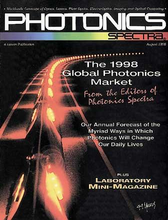 Photonics Spectra: August 1998