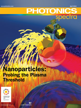 Photonics Spectra: April 2015