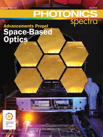 Photonics Spectra: July 2015