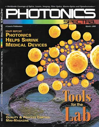 Photonics Spectra: March 1999