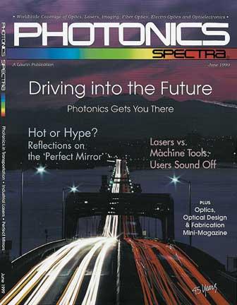Photonics Spectra: June 1999