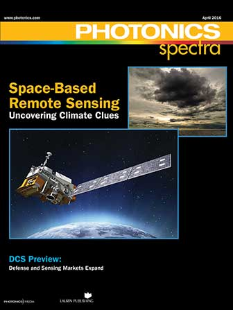 Photonics Spectra: April 2016