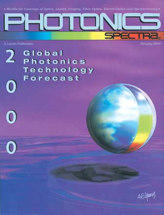 Photonics Spectra: January 2000