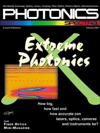 Photonics Spectra: February 2000