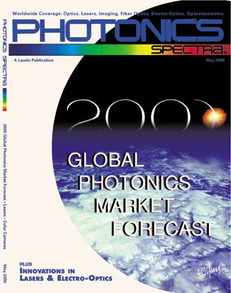 Photonics Spectra: May 2000