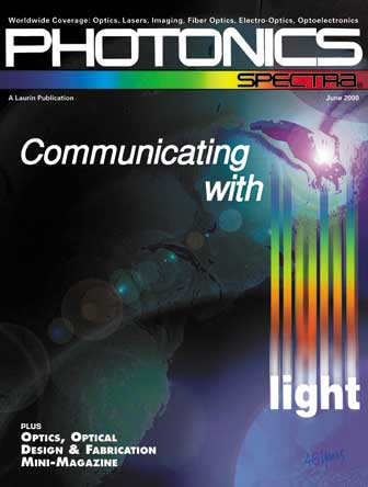 Photonics Spectra: June 2000