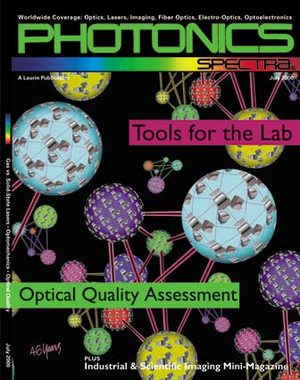 Photonics Spectra: July 2000