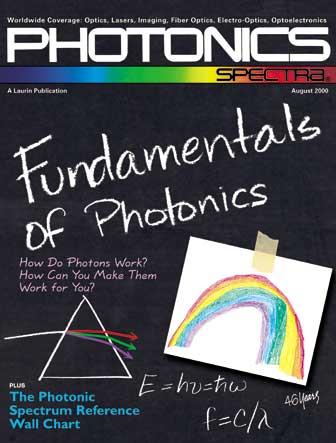 Photonics Spectra: August 2000