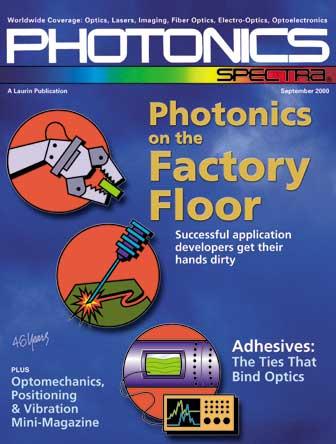 Photonics Spectra: September 2000