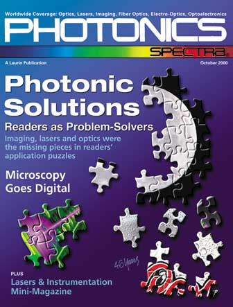 Photonics Spectra: October 2000
