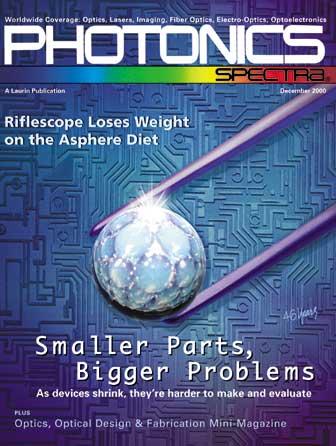 Photonics Spectra: December 2000