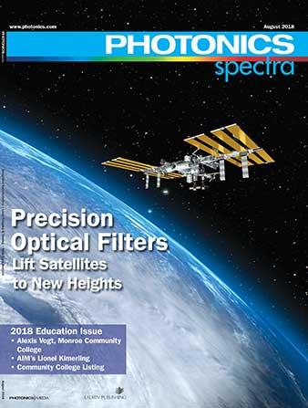 Photonics Spectra: August 2018