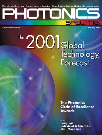 Photonics Spectra: January 2001