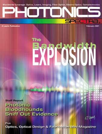 Photonics Spectra: February 2001