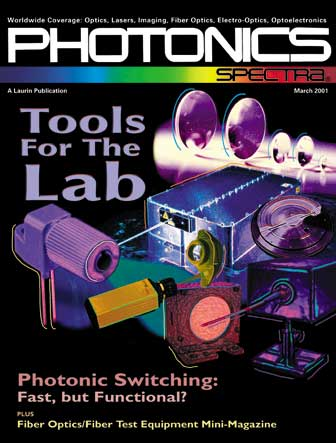Photonics Spectra: March 2001