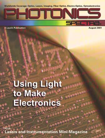 Photonics Spectra: August 2001