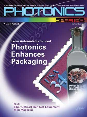 Photonics Spectra: November 2001