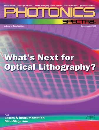 Photonics Spectra: December 2001